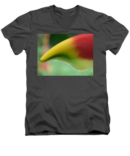 Men's V-Neck T-Shirt featuring the photograph Sensual by Beto Machado