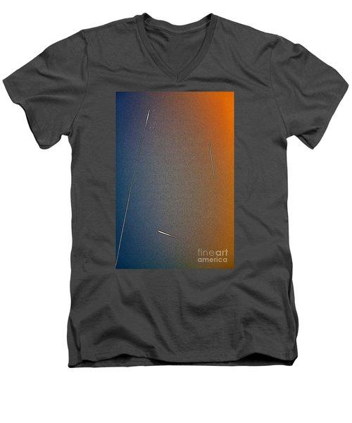 Signs-16 Men's V-Neck T-Shirt