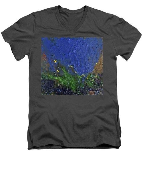 Snorkeling Men's V-Neck T-Shirt