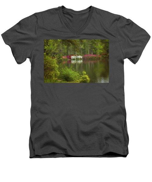 Spring Daze Men's V-Neck T-Shirt