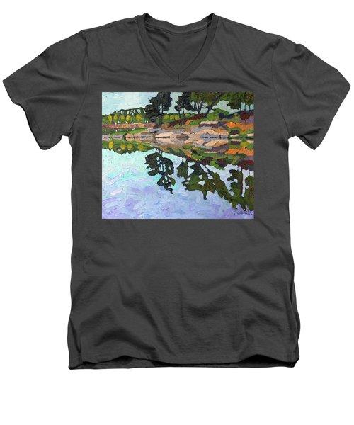 Spring Paradise Men's V-Neck T-Shirt