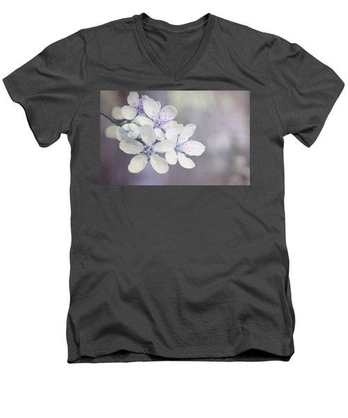 Spring Tenderness Men's V-Neck T-Shirt