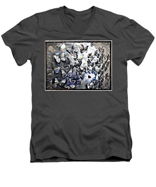 Take Flight Men's V-Neck T-Shirt