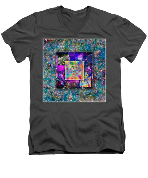 Tapestry  Men's V-Neck T-Shirt
