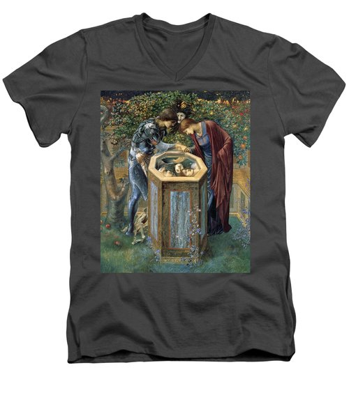 The Baleful Head Men's V-Neck T-Shirt