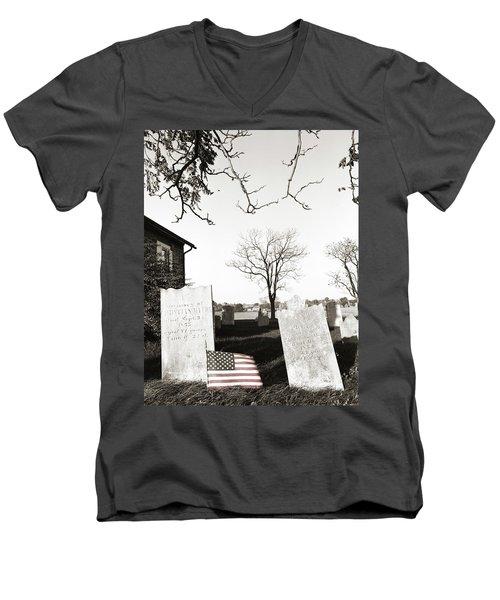 The Hero Men's V-Neck T-Shirt