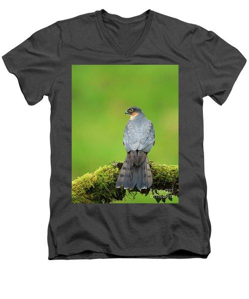 The Hunter Men's V-Neck T-Shirt