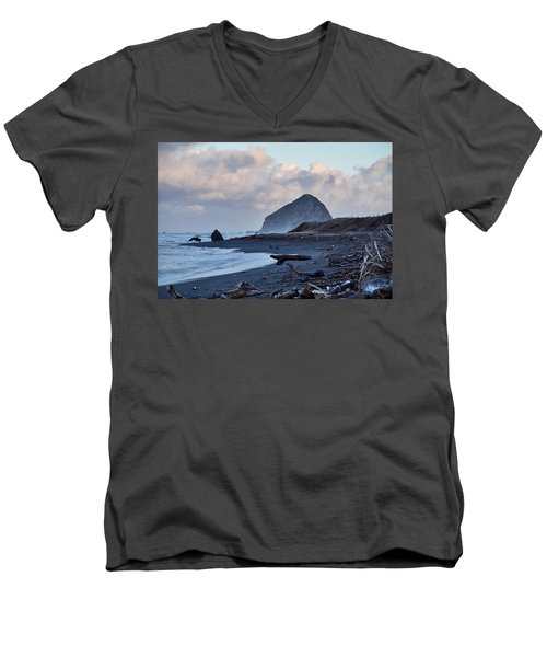 The Lost Coast Men's V-Neck T-Shirt