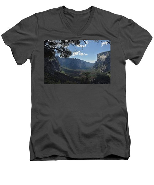 Three Brothers From Four Mile Trail Men's V-Neck T-Shirt