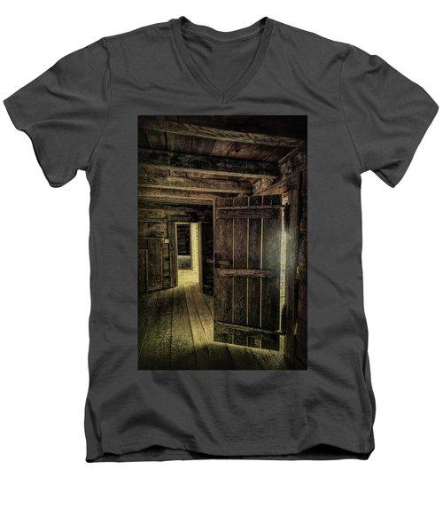 Tipton Cabin Men's V-Neck T-Shirt
