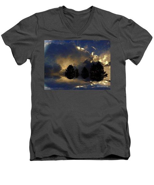 Tumultuous Men's V-Neck T-Shirt