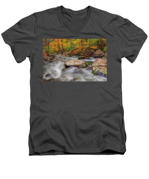 Tye River Men's V-Neck T-Shirt