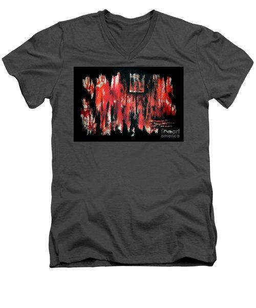 Untitled-102 Men's V-Neck T-Shirt