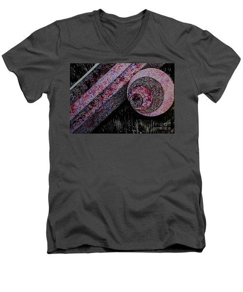 Sphere Men's V-Neck T-Shirt