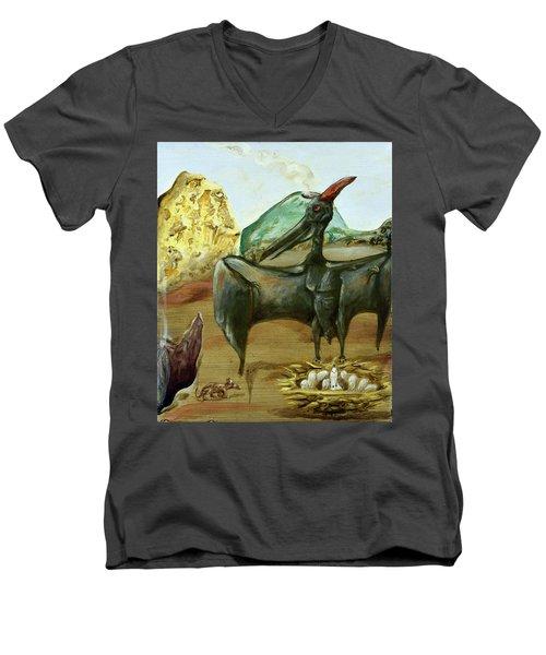 Vega Men's V-Neck T-Shirt
