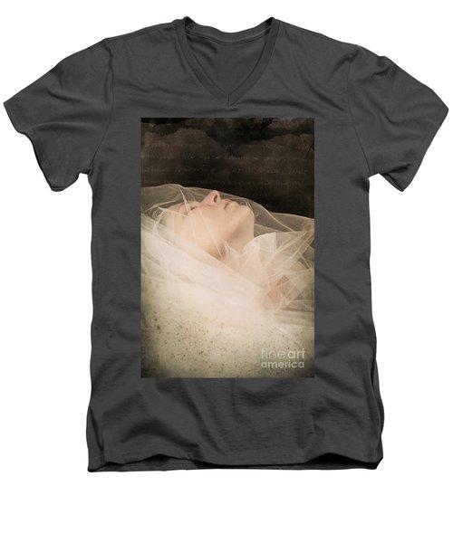 Veiled Men's V-Neck T-Shirt
