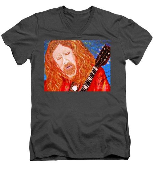 Warren Haynes Men's V-Neck T-Shirt