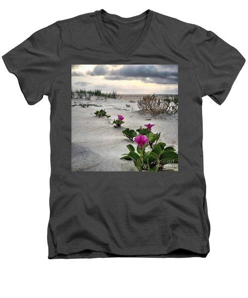 Weekend Glories 6.18.16 Men's V-Neck T-Shirt by LeeAnn Kendall