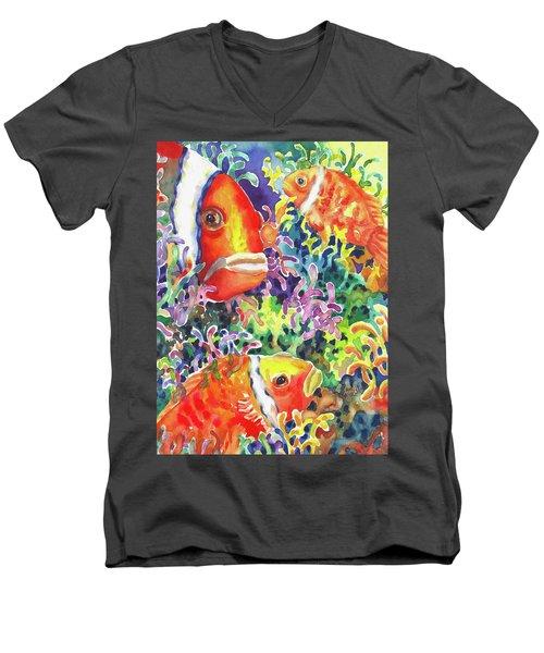 Where's Nemo I Men's V-Neck T-Shirt