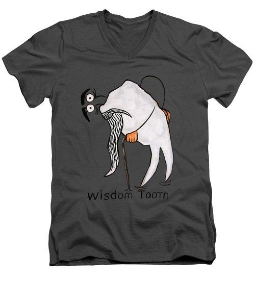 Wisdom Tooth Men's V-Neck T-Shirt