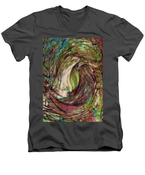 11-03-11 Men's V-Neck T-Shirt