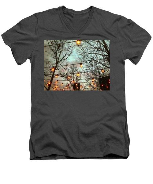 118 Men's V-Neck T-Shirt