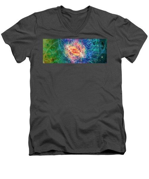 11th Hour Men's V-Neck T-Shirt
