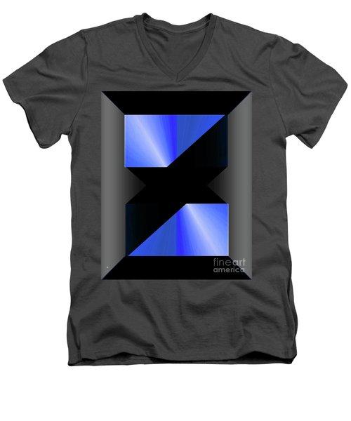 1204-2017 Men's V-Neck T-Shirt