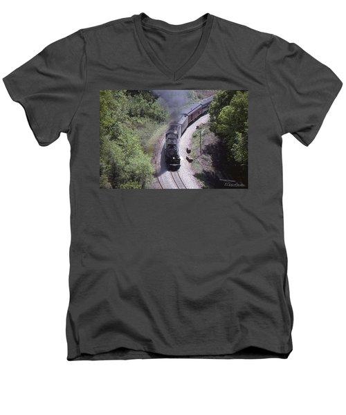 1218 Near Old Fort Men's V-Neck T-Shirt