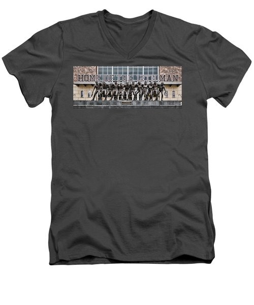 12th Man Men's V-Neck T-Shirt
