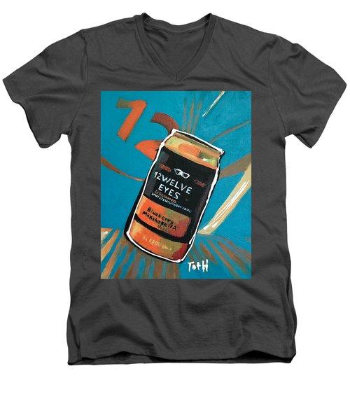 12welve Eyes Men's V-Neck T-Shirt