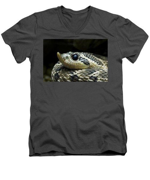 160115p141 Men's V-Neck T-Shirt