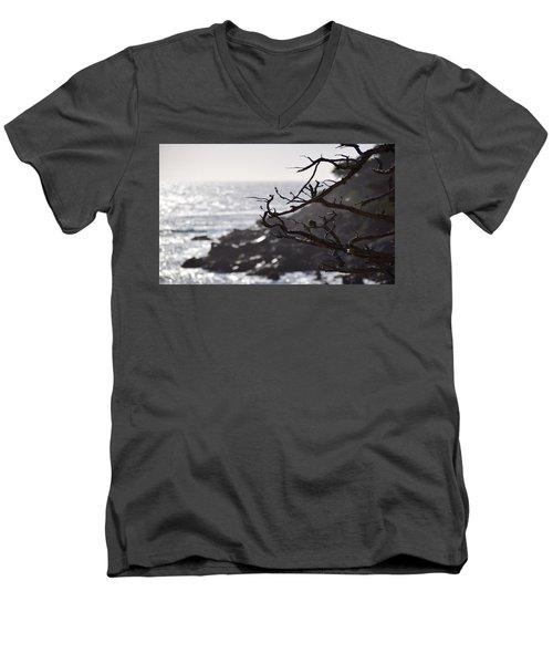 17 Mile Drive  Men's V-Neck T-Shirt