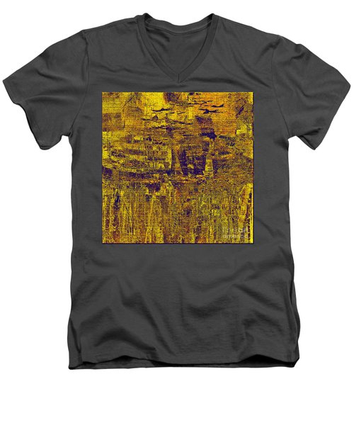 1748 Abstract Thought Men's V-Neck T-Shirt