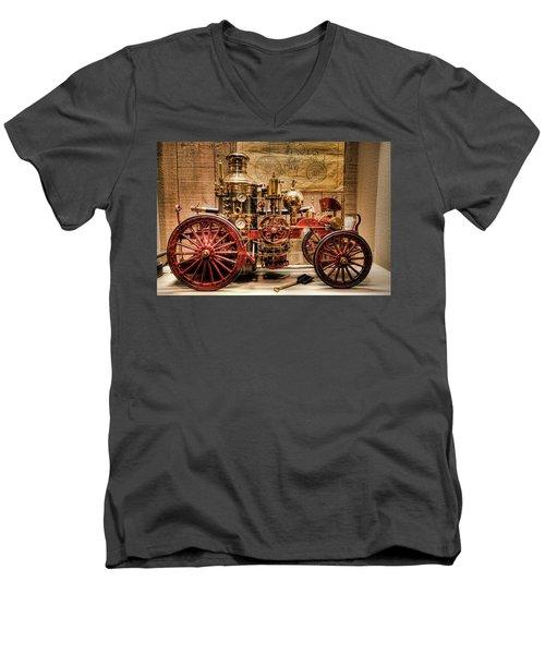 1870 Lafrance Men's V-Neck T-Shirt