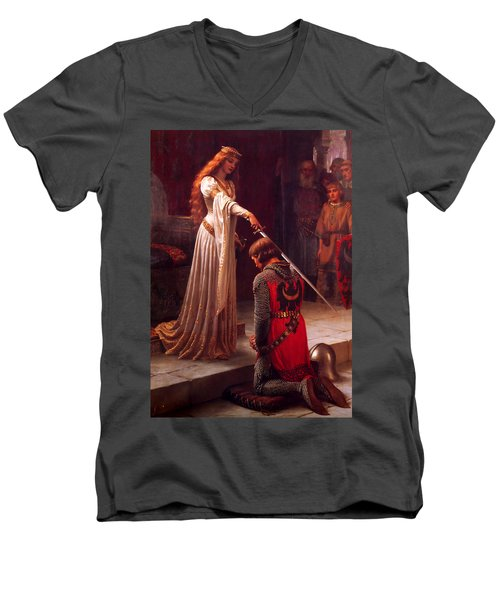 Accolade Men's V-Neck T-Shirt