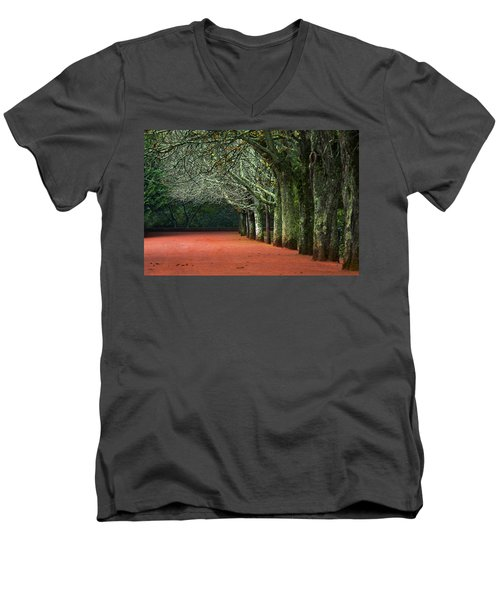 Alignment Men's V-Neck T-Shirt