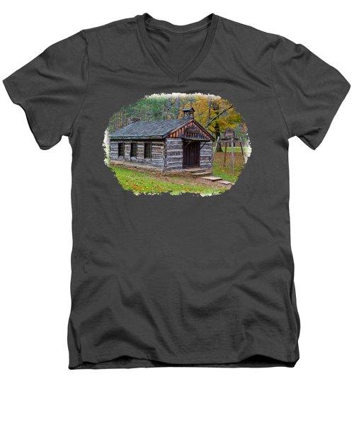 Church Men's V-Neck T-Shirt