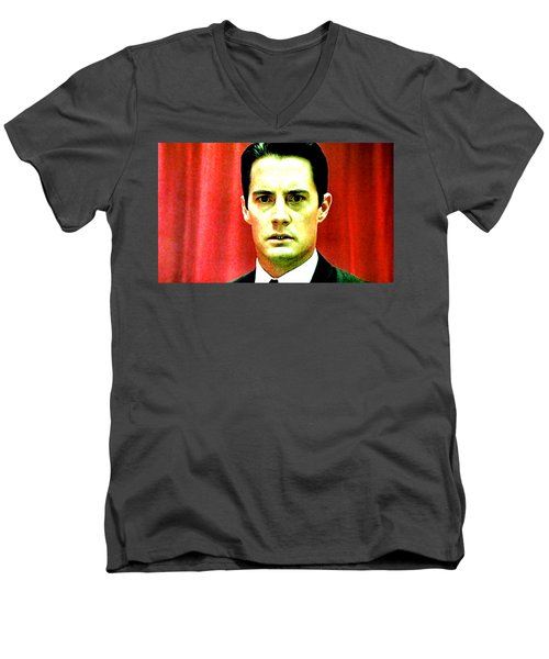 Dont Take The Ring Laura . . . Men's V-Neck T-Shirt