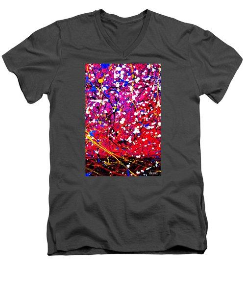 Dripx 7 Men's V-Neck T-Shirt