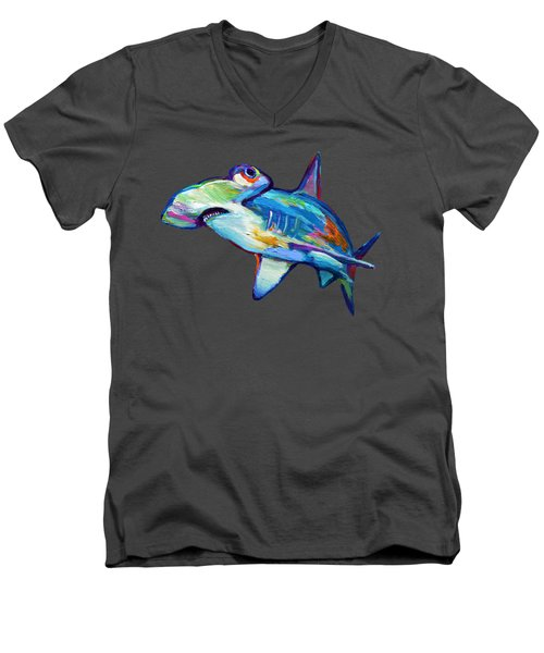 Hammerhead Men's V-Neck T-Shirt