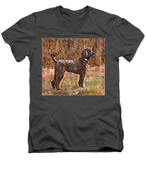 Rudy Men's V-Neck T-Shirt