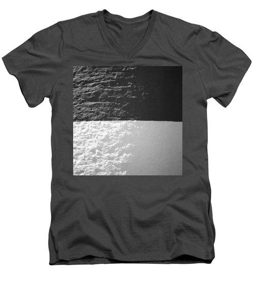 Sankaty Head Lighthouse Nantucket Men's V-Neck T-Shirt