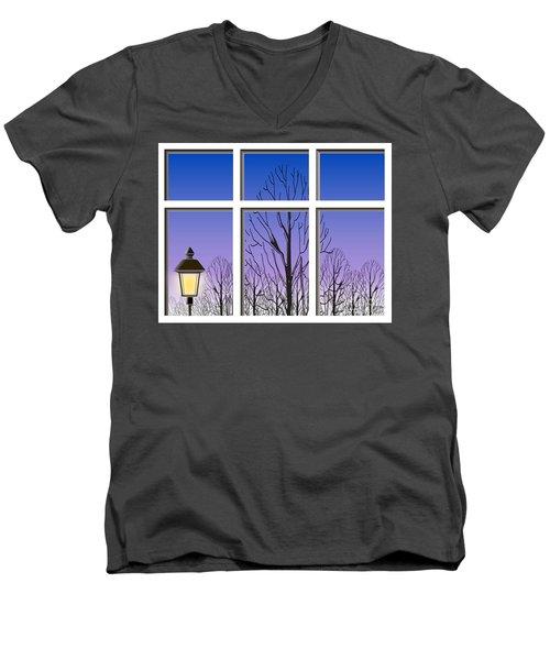 The Window Men's V-Neck T-Shirt