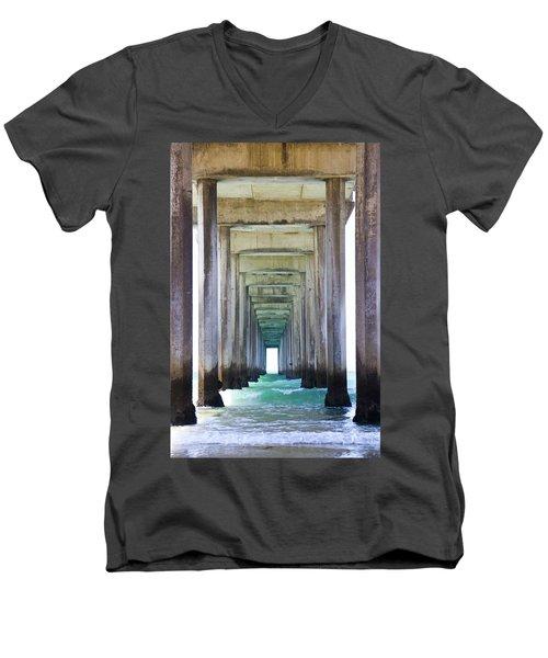 Thinking Outside Of The Box Men's V-Neck T-Shirt
