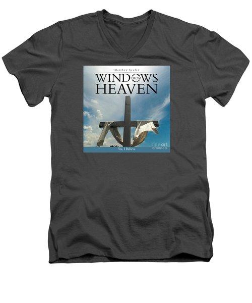 Windows From Heaven Men's V-Neck T-Shirt