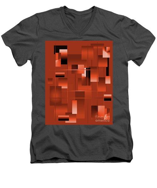 2022-2017 Men's V-Neck T-Shirt by John Krakora