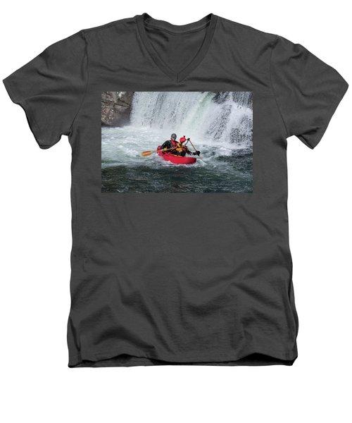 ALF Men's V-Neck T-Shirt