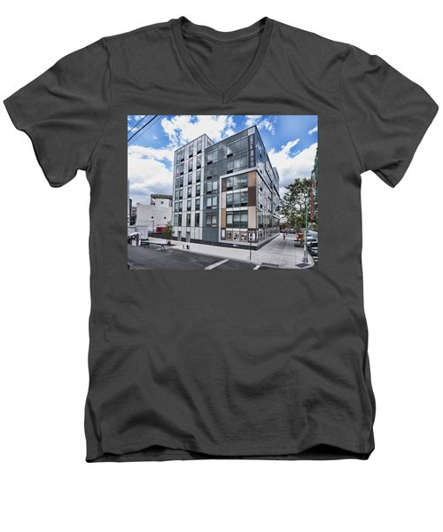 250n10 #4 Men's V-Neck T-Shirt
