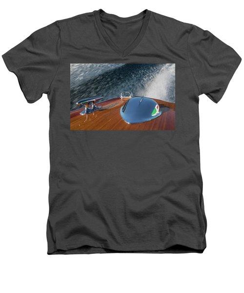 Classic Riva Men's V-Neck T-Shirt